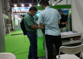 科伦多食品配料有限公司参加9月7日上海发酵展