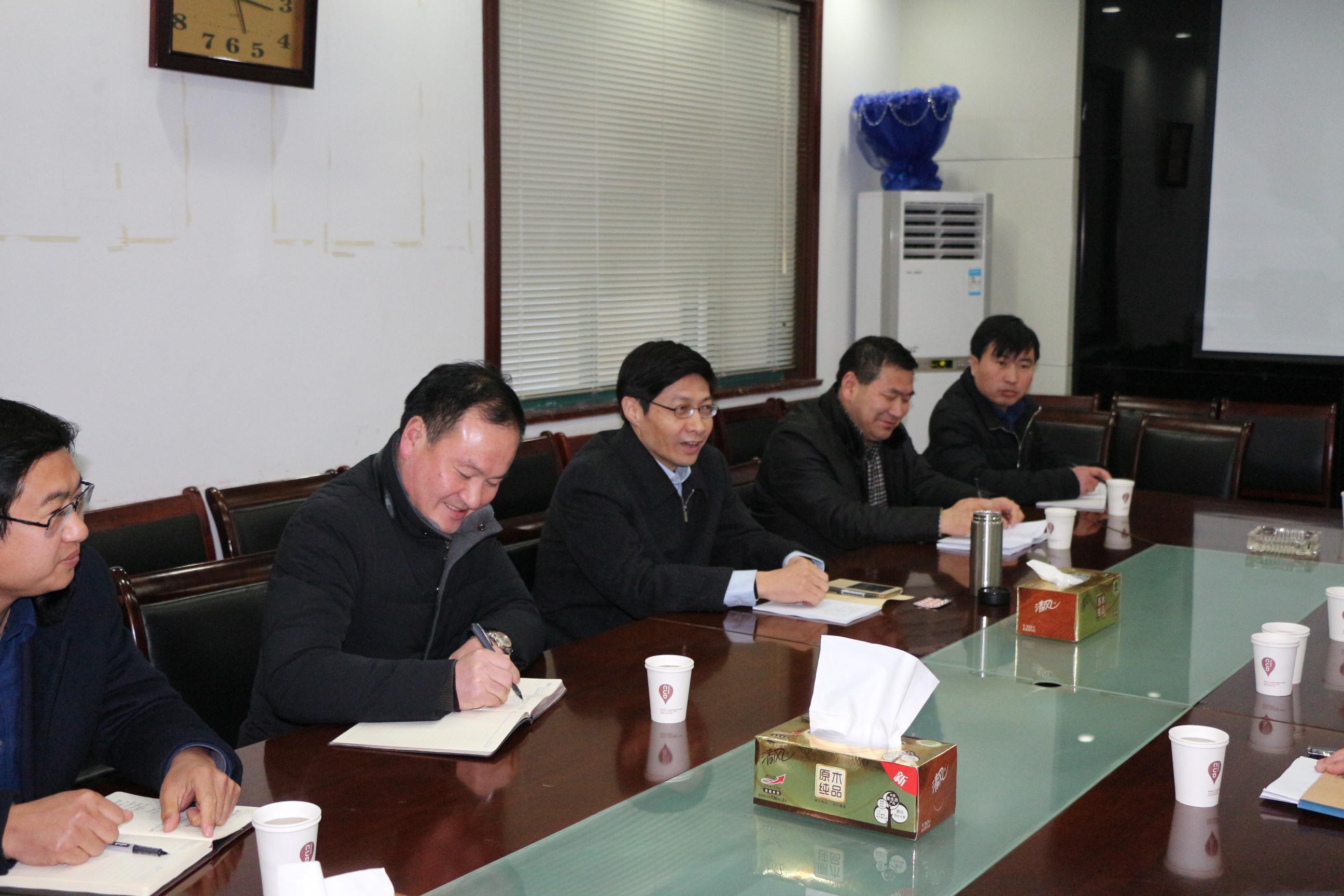 左书记新年慰问宣传