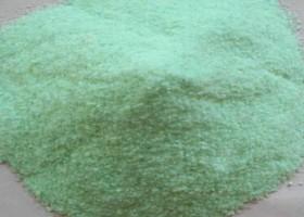 工业用硫酸亚铁主要是什么样的?